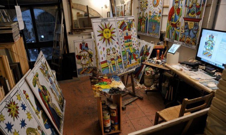 Le Tarot de Marseille école d'Alejandro Jodorowsky