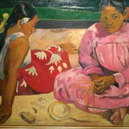 Gauguin au Grand Palais exposition « l'Alchimiste » part-Atlaneastro