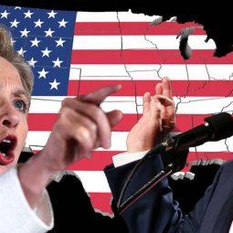 Hillary Clinton la course aux élections-Atlaneastro