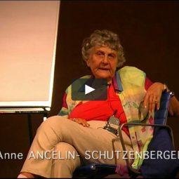 Anne Ancelin Schützenberger mère de la psychogénéalogie-Atlaneastro