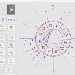 Léonardo-DiCaprio- thème Astrologique-Scorpion-Part-3-Atlaneastro