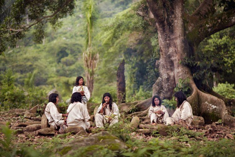 les Kogis le réveil d'une civilisation pré colombienne