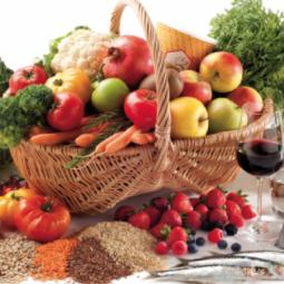 corbeille fruits frais coqie-Atlaneastro