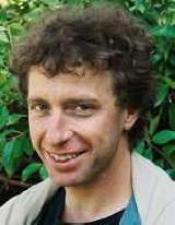 photo J. Narby souriant Amazonie Part.2-Atlaneastro