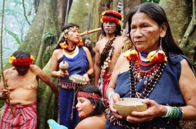 Amazonie les Shuars Part.2-Atlaneastro