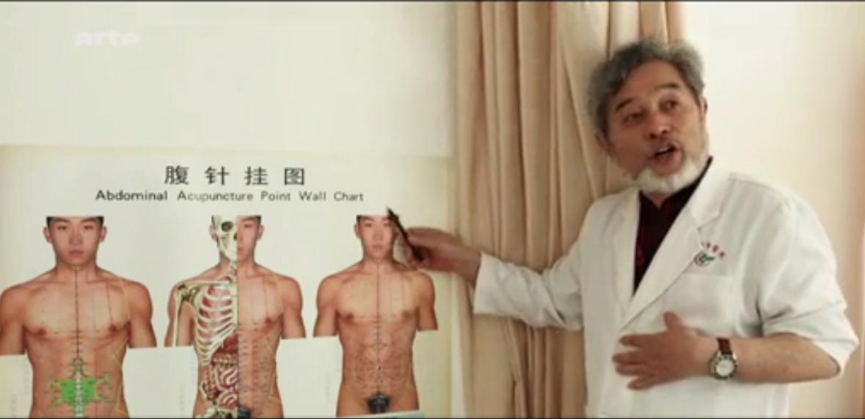 Dr Bo accuponcteur ventre- Part.1-Atlaneastro