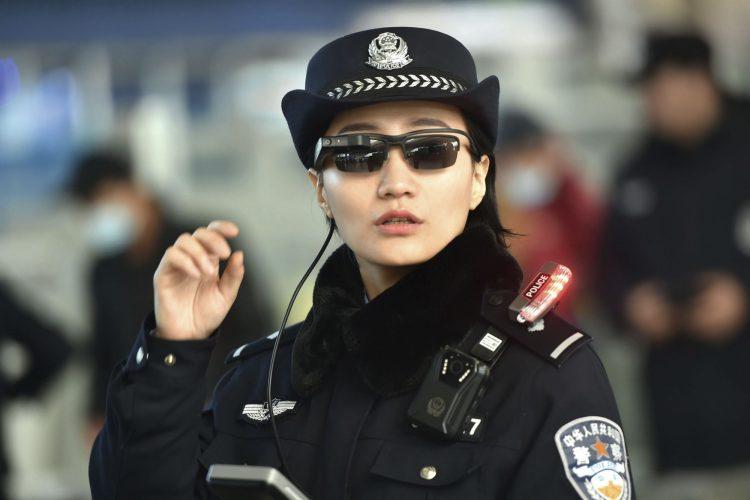 La reconnaissance faciale un nouvel outil d'ici 2020 en Chine