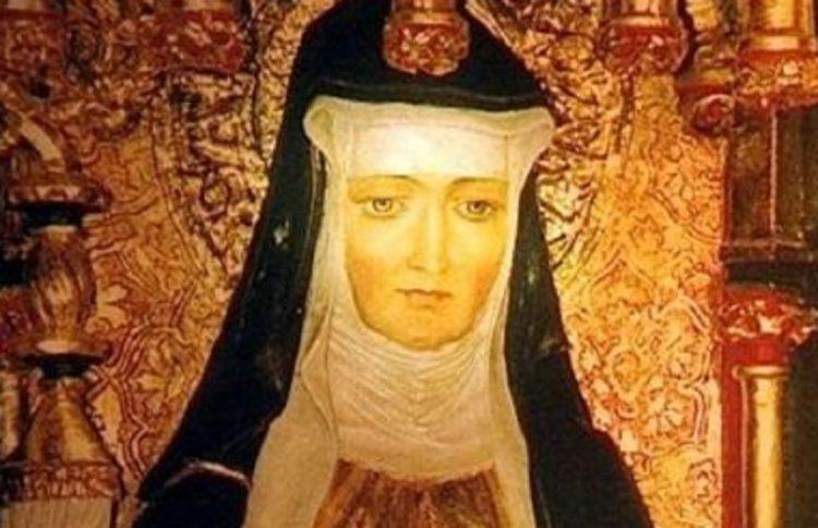 Abbesse Hildegarde de Bingen prophétesse, visionnaire