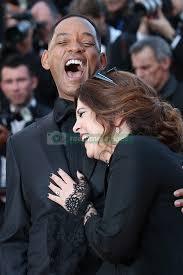 A. Jaoui et Will Smith Festival de Cannes engagée Part.1-Atlaneastro
