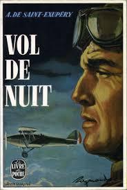 A; de St Exupéry livre Vol de nuit aviateur Part.1-atlaneastro