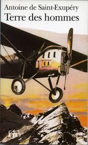 A; de St Exupéry son livre Vol de nuit aviateur part.1-Atlaneastro