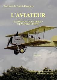 A; de ST. Exupéry livre l'Aviateur Part.1-Atlaneastro