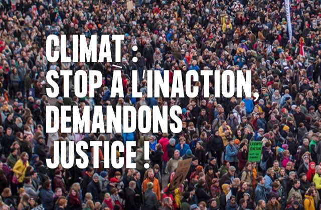 L'affaire du siècle manifestation justice Part.2-Atlaneastro