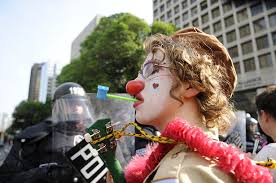 créatifs culturels une clown-Atlaneastro