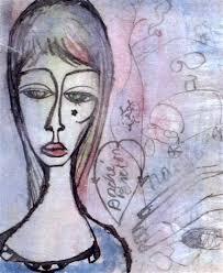 André Breton peinture de Nadja Part.1-Atlaneastro