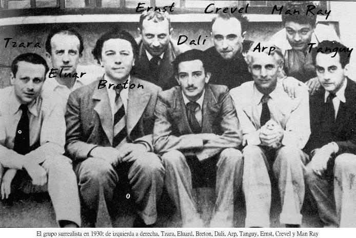 André Breton et ses amis surréalistes Part.1-Atlaneastro