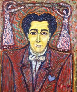 André Breton dessin art brut Part.2-Atlaneastro