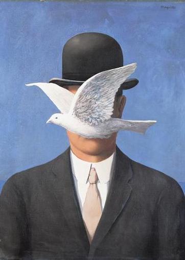 colllage Jacques Prévert l'homme et l'oiseau Part.2-Atlaneastro