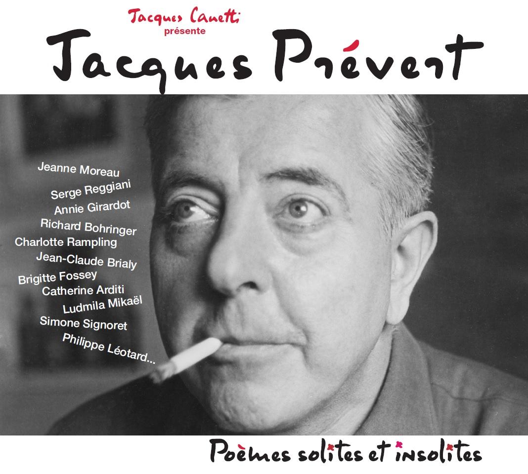 Jacques Prévert affiche N e B cigarette au bord des lèvres Part.1-Atlaneastro