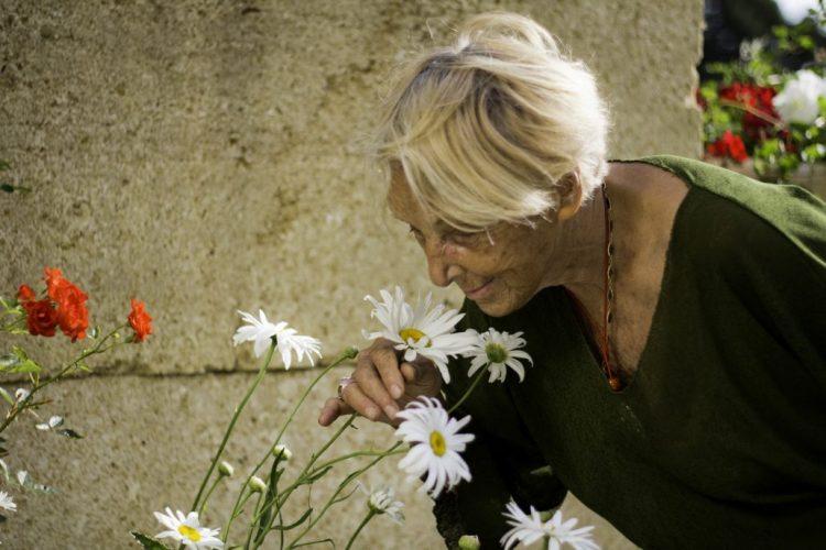 Irène Grosjean la Papesse de l'alimentation vivante Part.2