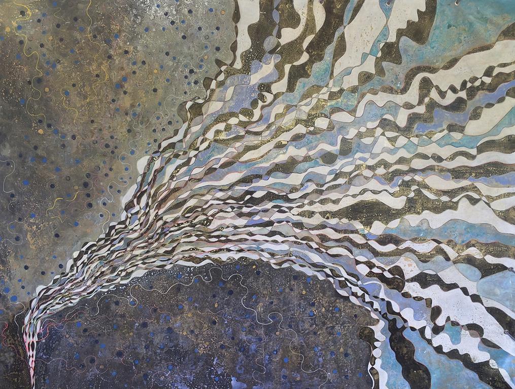 Lucy Raverat peinture Part.-Atlaneastro