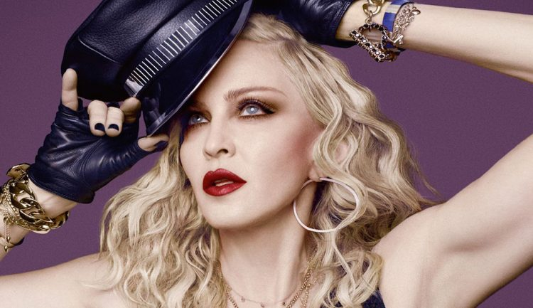 Madonna la reine de la Pop music diva Part.1