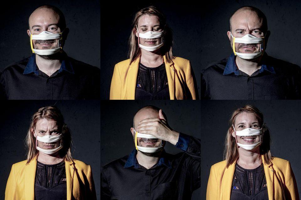 déclinaison de masques Part.1-Atlaneastro