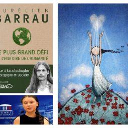 monde Aurélien Barrau Greta Thunberg et le petit prince Part.5-Atlaneastro
