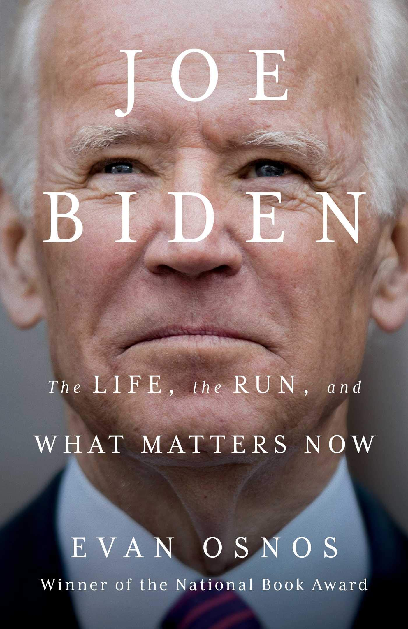 Joe Biden couverture de son livre Biden Part.1-Atlaneastro