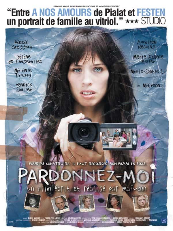 """Maïwenn """"Pardonnez-moi affiche du film Part.2-Atlaneastro"""