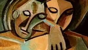 Pablo Picassi toile G. braque Part.2-Atlaneastro