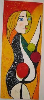Pablo Picasso tablea d'Olga part.2-Atlaneastro