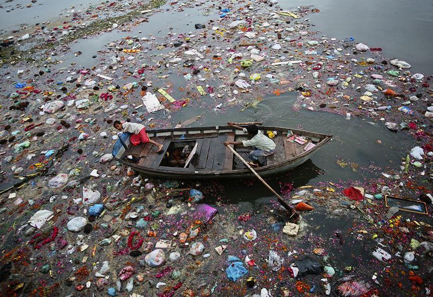 Gange pollution Part.1-Atlaneastro