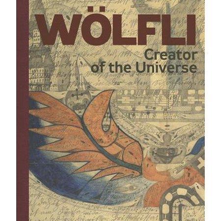Wolfli affiche créateur de l'unvers Part.3-Atlaneastro