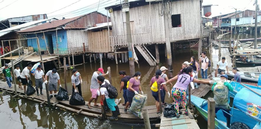 Jean-Michel Gassand voyage en bateau au Pérou Part.2-Atlaneastro