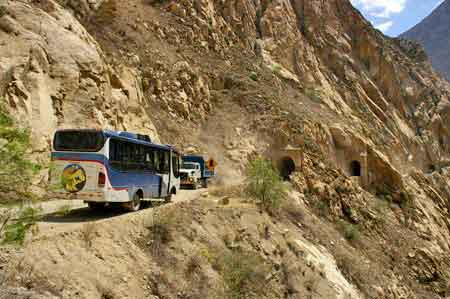 Jean-Michel Gassend voyage en bus Pérou Part.2-Atlaneastro