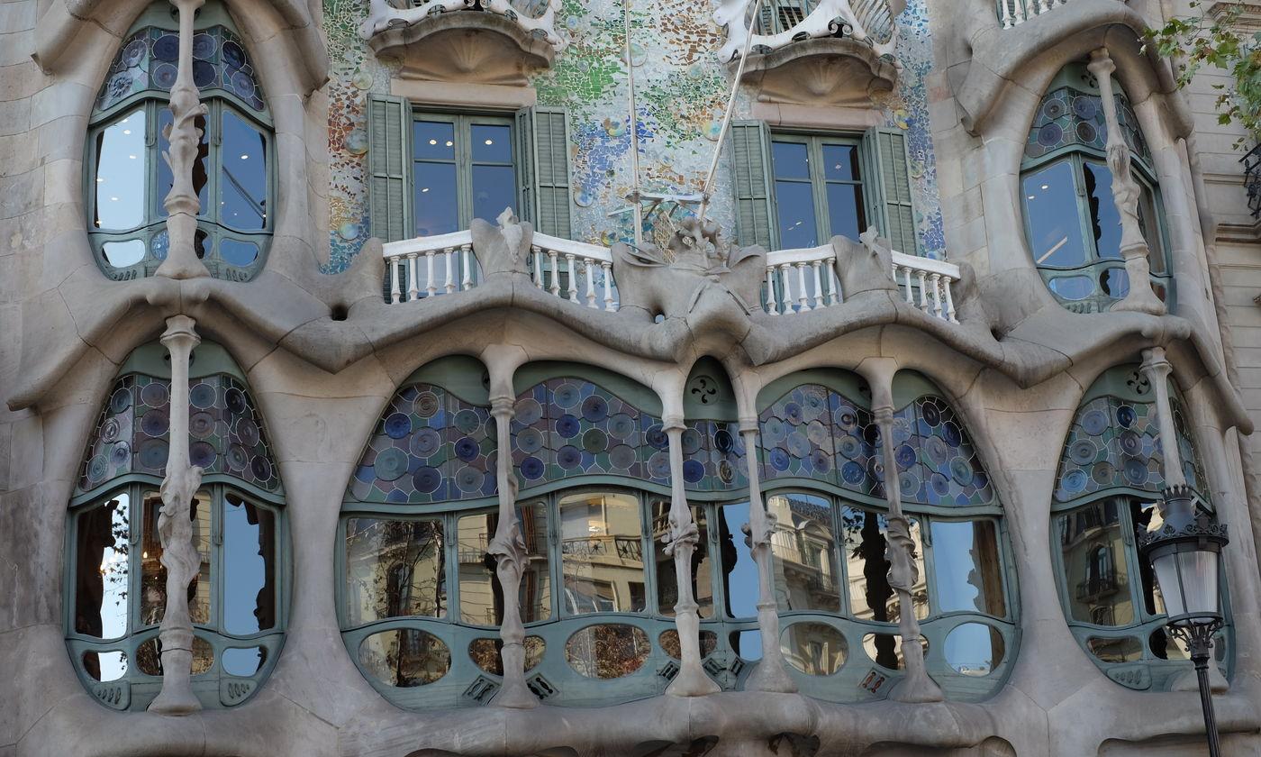 La Casa Balto Antonin Gaudi Part.3-Atlaneastro
