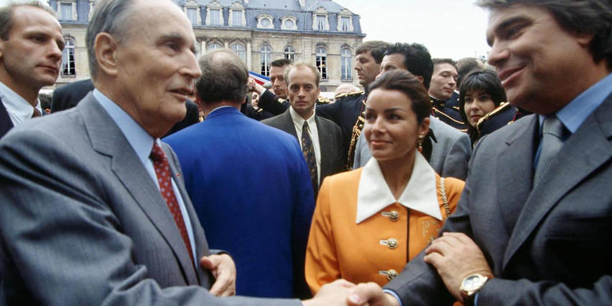 Bernard Tapie et François Mitterand Part.1-Atlaneastro