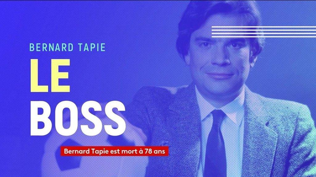 "Bernard Tapie ""Le Boss"" Part.1-Atlaneastro"