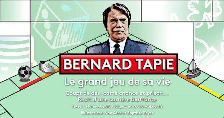 Bernard Tapie nous a quitté, la rage de vivre Part.1